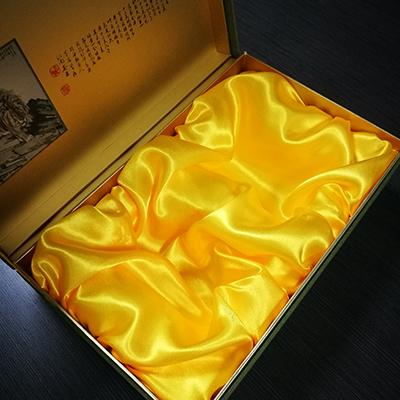 綢緞布包泡沫1