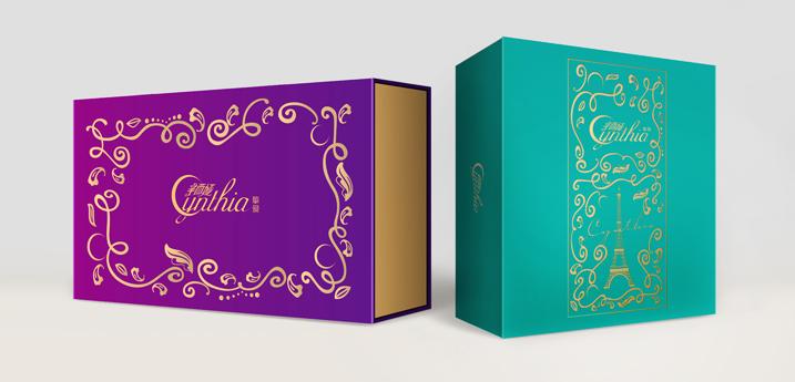 辛西娅喜宴系列包装设计