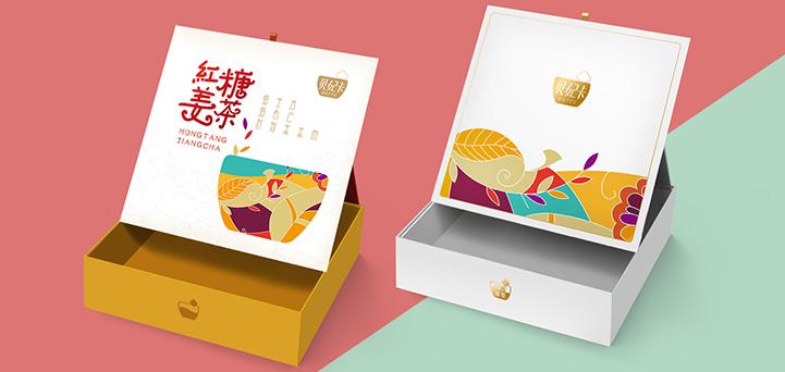 贝妃卡红糖姜茶礼盒