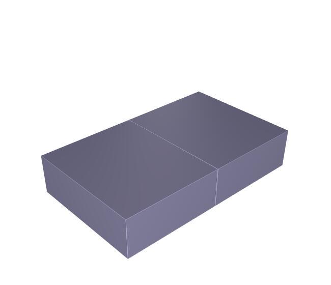對拉抽屜盒