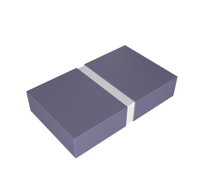 啟口對拉盒