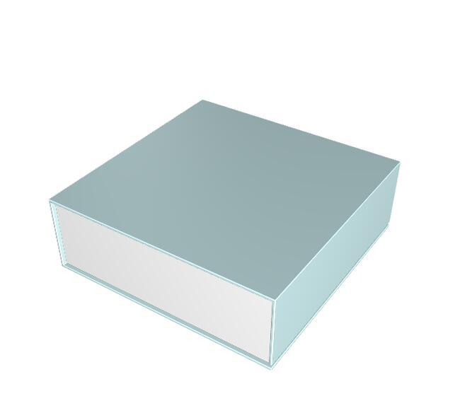 常規書型盒