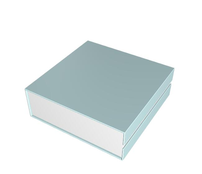 侧分书型盒
