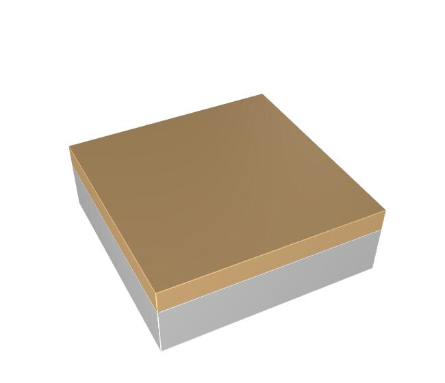 常規箱式盒